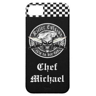 Cráneo 1 del cocinero iPhone 5 Case-Mate cobertura