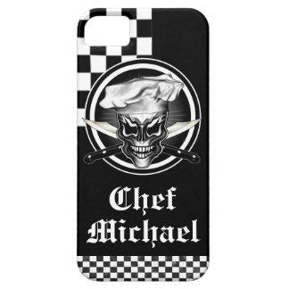 Cráneo 1 del cocinero iPhone 5 cobertura