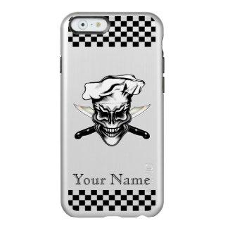 Cráneo 1 del cocinero funda para iPhone 6 plus incipio feather shine