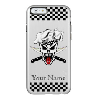 Cráneo 2,1 del cocinero funda para iPhone 6 plus incipio feather shine