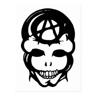 Cráneo 2 de la anarquía postal