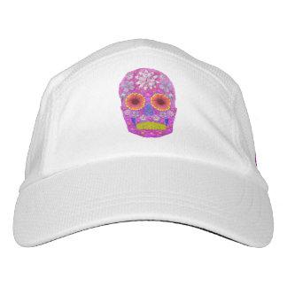 Cráneo 2 de la flor gorra de alto rendimiento