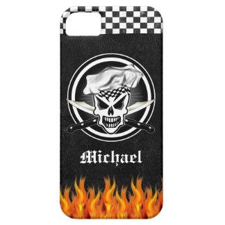 Cráneo 2 del cocinero iPhone 5 Case-Mate carcasa