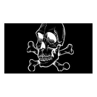 Cráneo 315 de BW Tarjetas De Visita