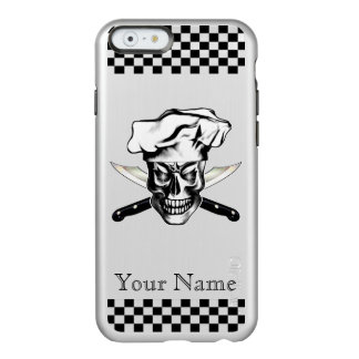 Cráneo 3,1 del cocinero funda para iPhone 6 plus incipio feather shine