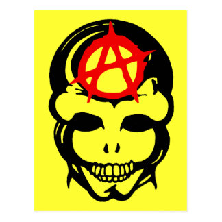 Cráneo 3 de la anarquía postal