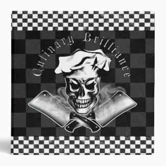Cráneo 3 del cocinero: Cuchillas que fuman