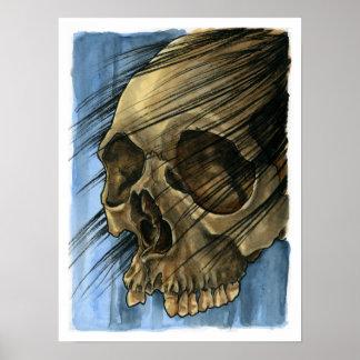 Cráneo 3 impresiones