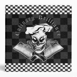 Cráneo 4 del cocinero: Cuchillas que fuman