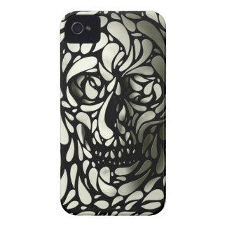 Cráneo 5 iPhone 4 Case-Mate fundas