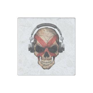 Cráneo adaptable de Alabama DJ con los auriculares Imán De Piedra