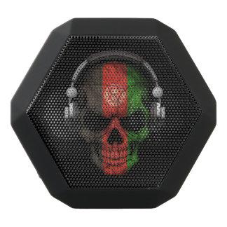 Cráneo adaptable de DJ del afgano con los Altavoz Con Bluetooth