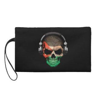 Cráneo adaptable de DJ del jordano con los