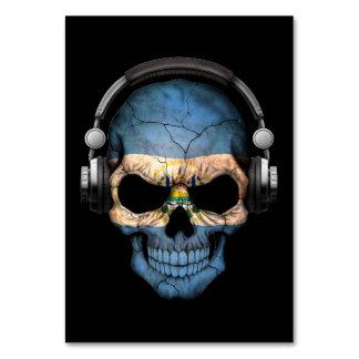 Cráneo adaptable de El Salvador DJ con los