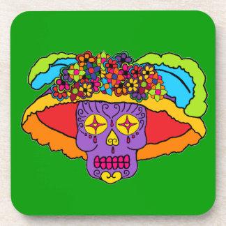 Cráneo adaptable del azúcar de Catrina Posavaso