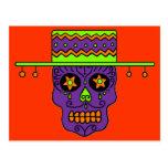 Cráneo adaptable del azúcar del gaucho tarjeta postal