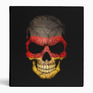 Cráneo alemán adaptable de la bandera