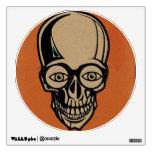 Cráneo anaranjado