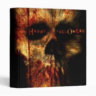 """Cráneo asustadizo 1"""" del feliz Halloween álbum de  Carpeta 1"""""""