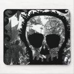 Cráneo barroco tapetes de raton