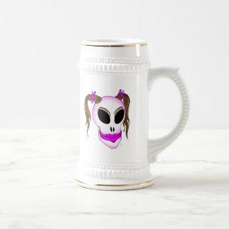 cráneo beauty-1 taza de café
