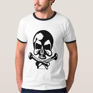 Cráneo blanco de la camiseta OG de Marc Vachon