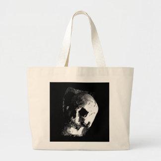 Cráneo Bolsa De Tela Grande