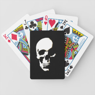 Cráneo Baraja Cartas De Poker