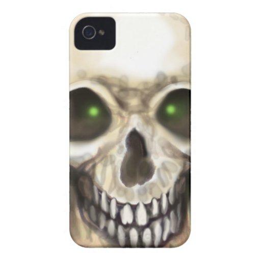Cráneo Case-Mate iPhone 4 Cárcasa