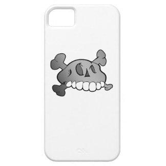 Cráneo cómico funda para iPhone SE/5/5s