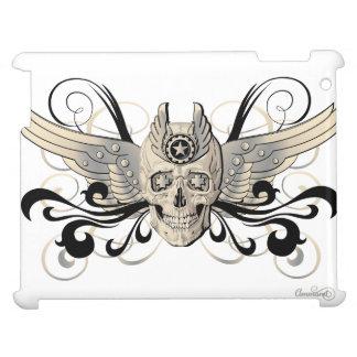 Cráneo con alas de oro - iPad 12