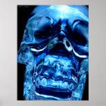 Cráneo cristalino posters