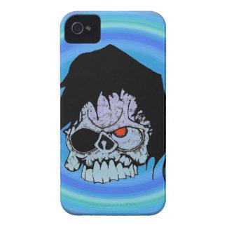 Cráneo de AWOL iPhone 4 Case-Mate Protector