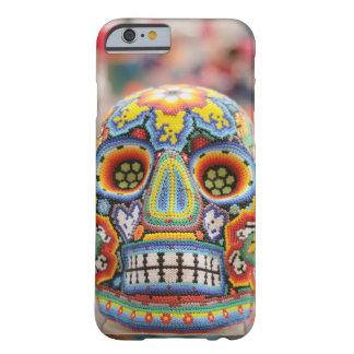 Cráneo de Cinco de Mayo Funda Para iPhone 6 Barely There