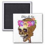 Cráneo de Dia de los Muertos