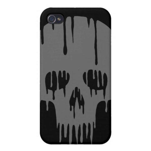 Cráneo de fusión iPhone 4 carcasa