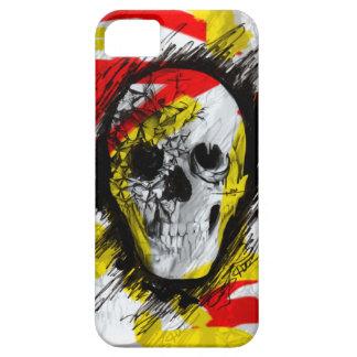 Cráneo de Graff ic iPhone 5 Case-Mate Carcasas