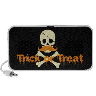 cráneo de Halloween Sistema Altavoz
