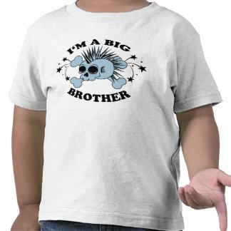 Cráneo de hermano mayor camisetas
