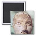 Cráneo, de Jericó, 7000-6000 A.C. Iman