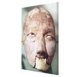 Cráneo, de Jericó, 7000-6000 A.C. Impresiones En Lona