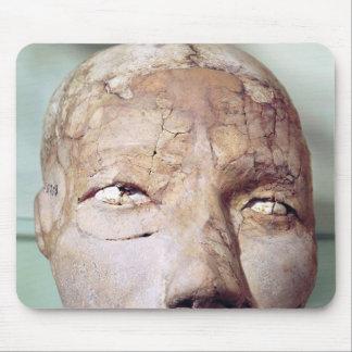 Cráneo, de Jericó, 7000-6000 A.C. Mouse Pads
