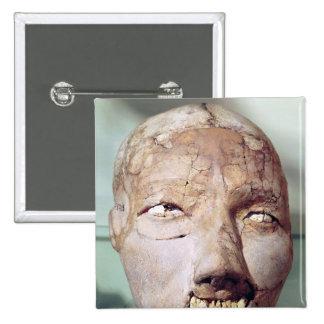 Cráneo, de Jericó, 7000-6000 A.C. Pin Cuadrado