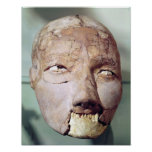 Cráneo, de Jericó, 7000-6000 A.C. Posters