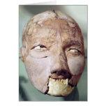 Cráneo, de Jericó, 7000-6000 A.C. Tarjetas