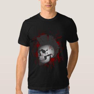 Cráneo de la anarquía de Mohawkin Poleras