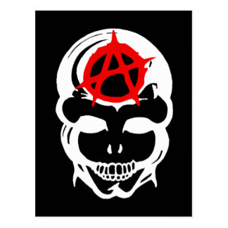 Cráneo de la anarquía postal