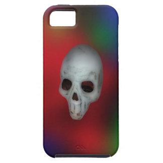 Cráneo de la falta de definición iPhone 5 carcasa