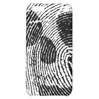 Cráneo de la huella dactilar