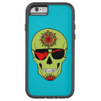 Cráneo de la roca funda de iPhone 6 tough xtreme